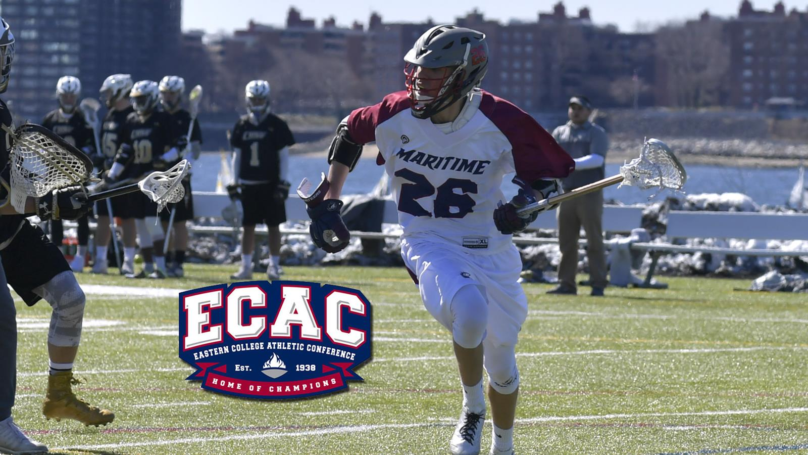 demeo adds ecac diii south rookie of the week honors to his ledger
