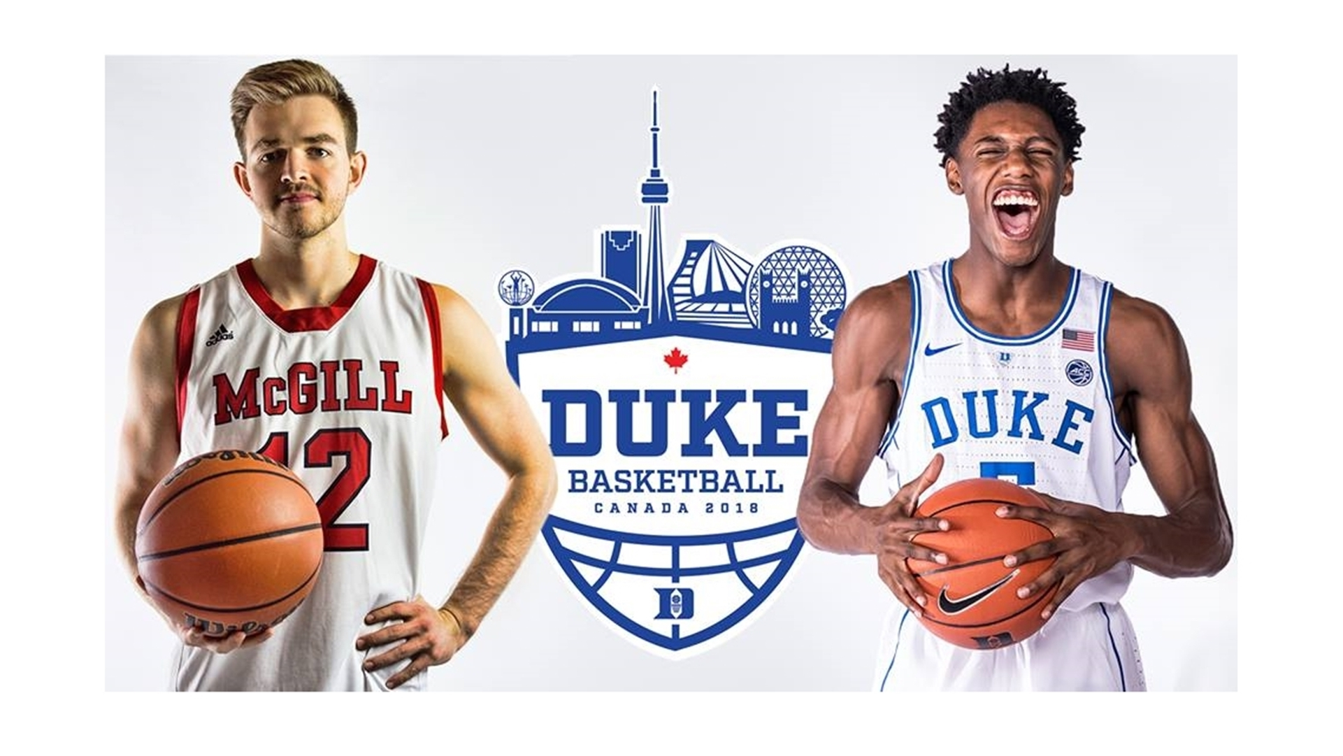 duke blue devils to highlight mcgill preseason hoops schedule vs