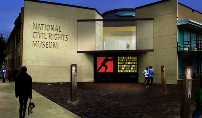 Image result for Civil Rights Museum