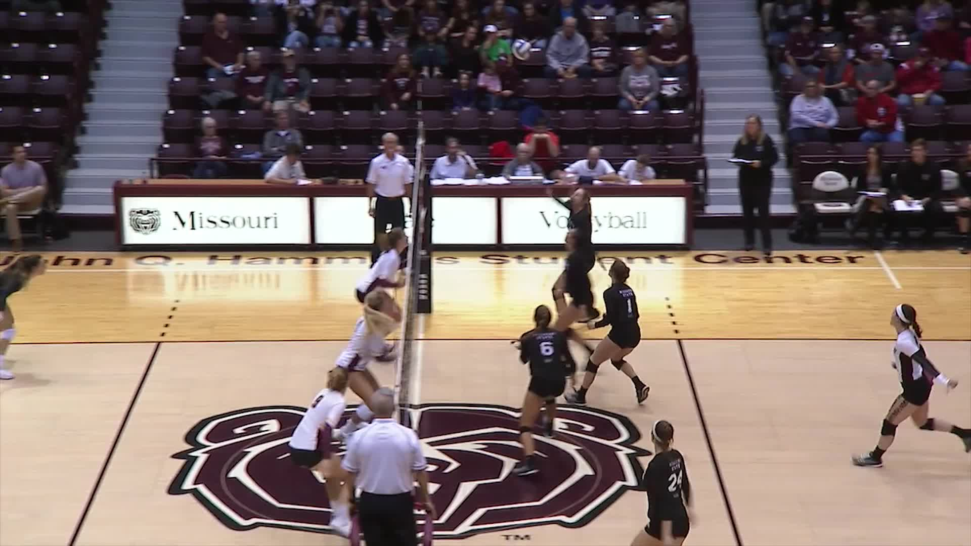 Volleyball vs Loyola (11/17)
