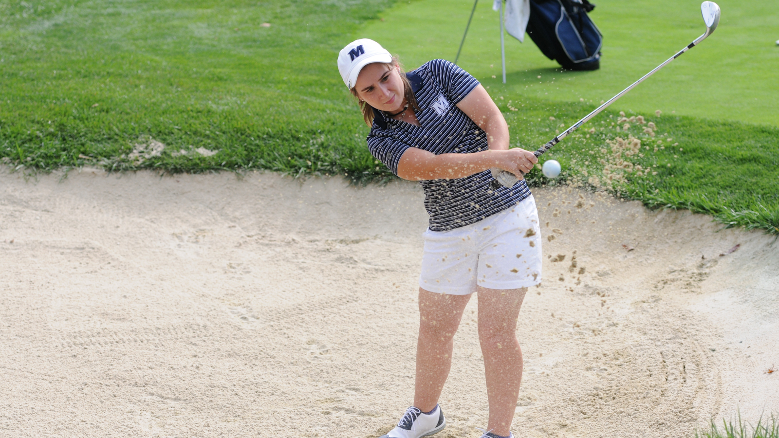 WOMEN'S GOLF FINISHES SIXTH AT LEHIGH - Monmouth ...
