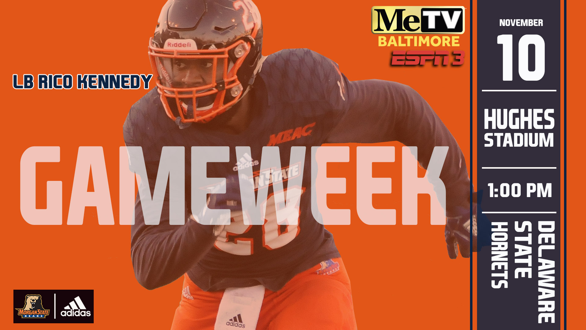 Morgan State Football Pregame Radio Show