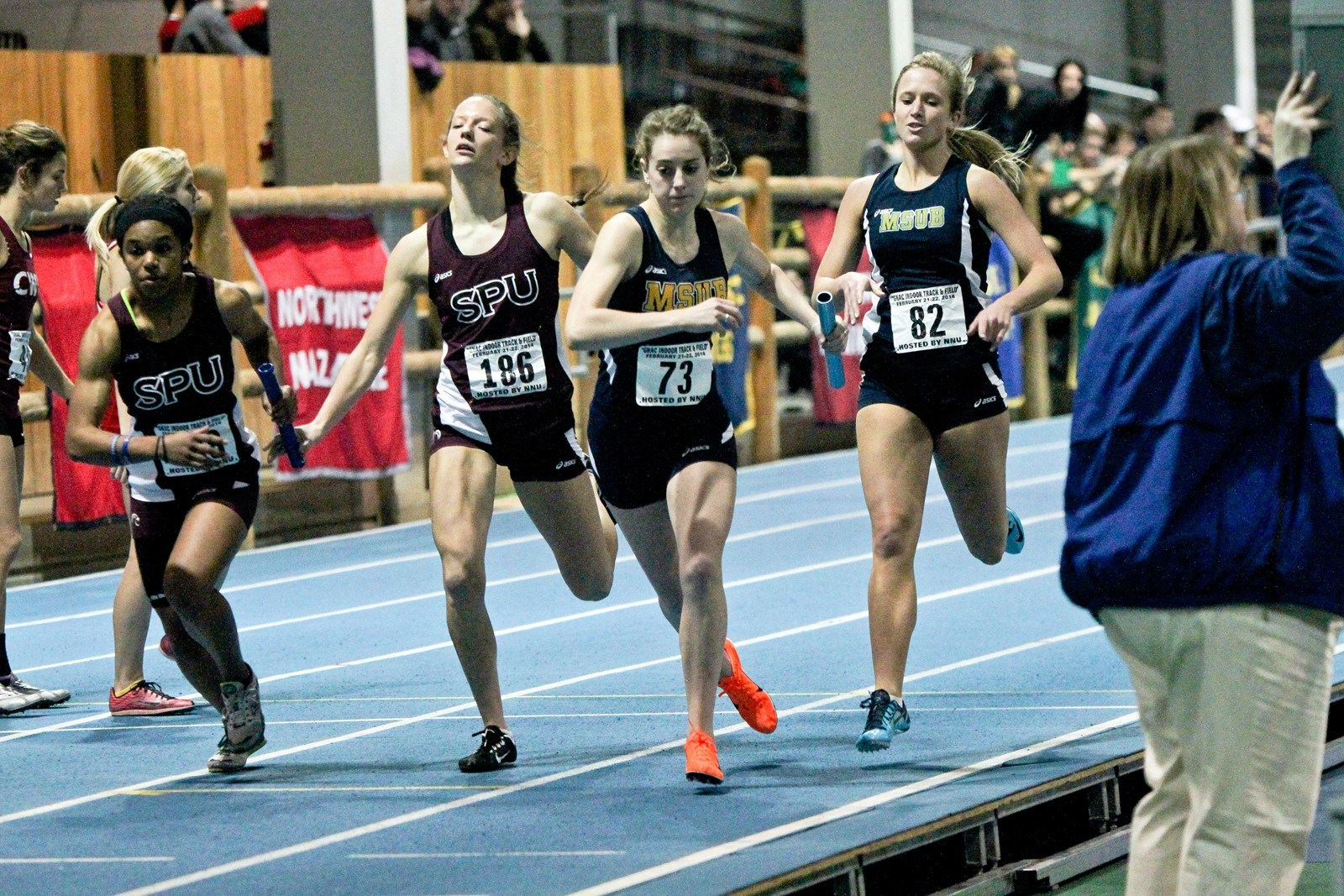 3 School Records From Track And Field At The Birds And Bees Invite