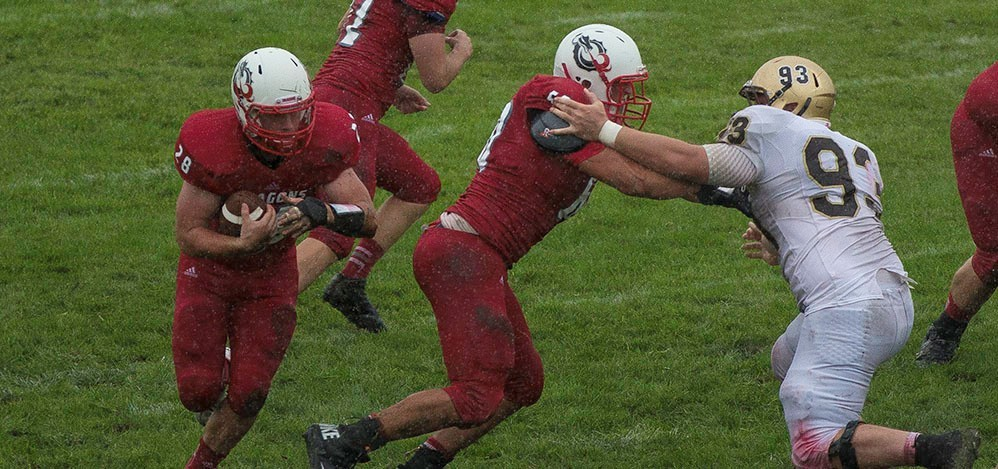 Dragon Football Team Loses Heartbreaker To Smsu In Final Seconds 27 20