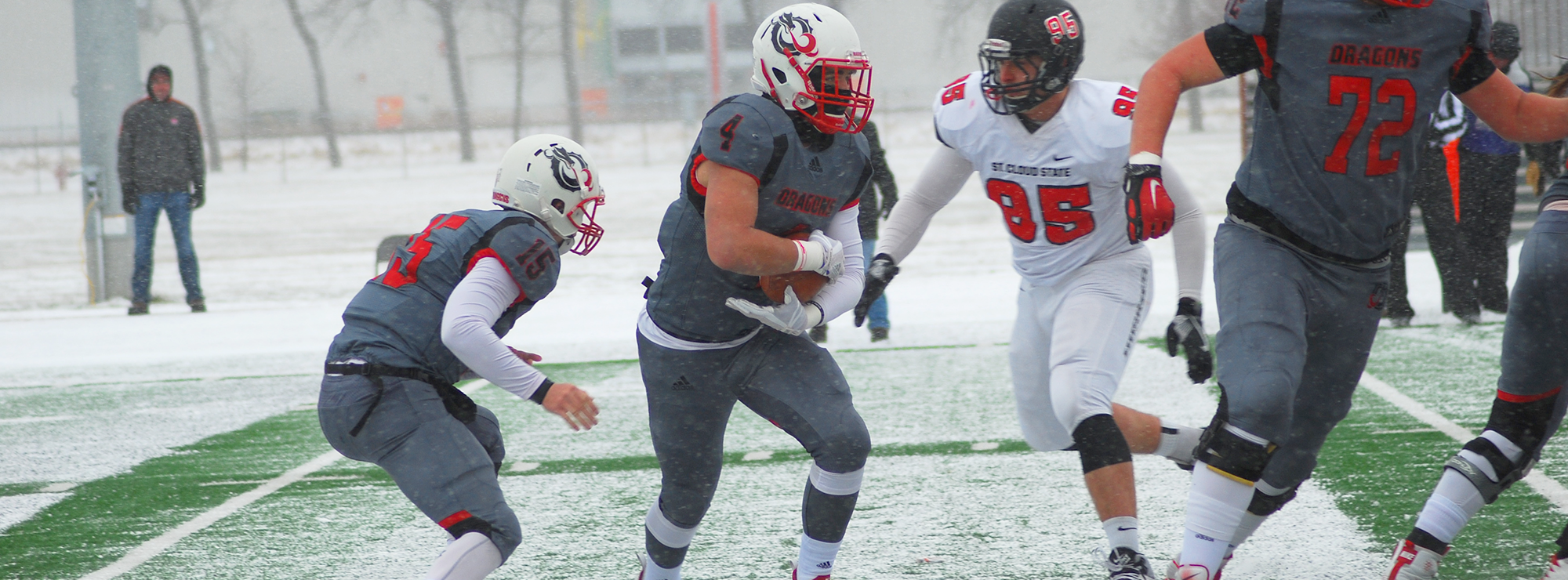 Dragons Going Bowling First Msum Win Over St Cloud State Since