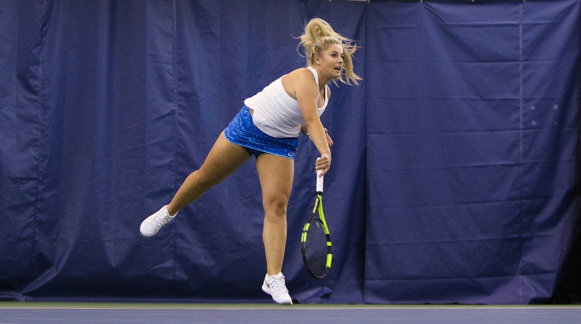 Lee Barnard Women S Tennis Middle Tennessee State