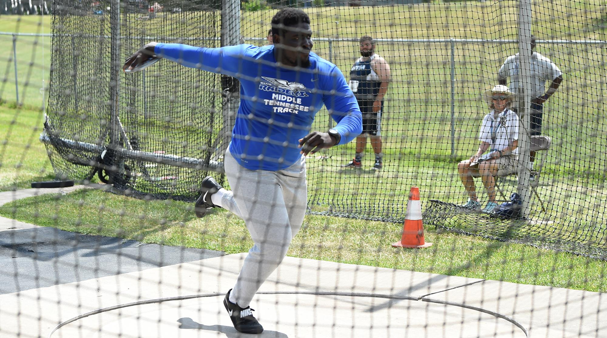 164e39a04 Isaac Odugbesan - Track & Field/Cross Country - Middle Tennessee ...