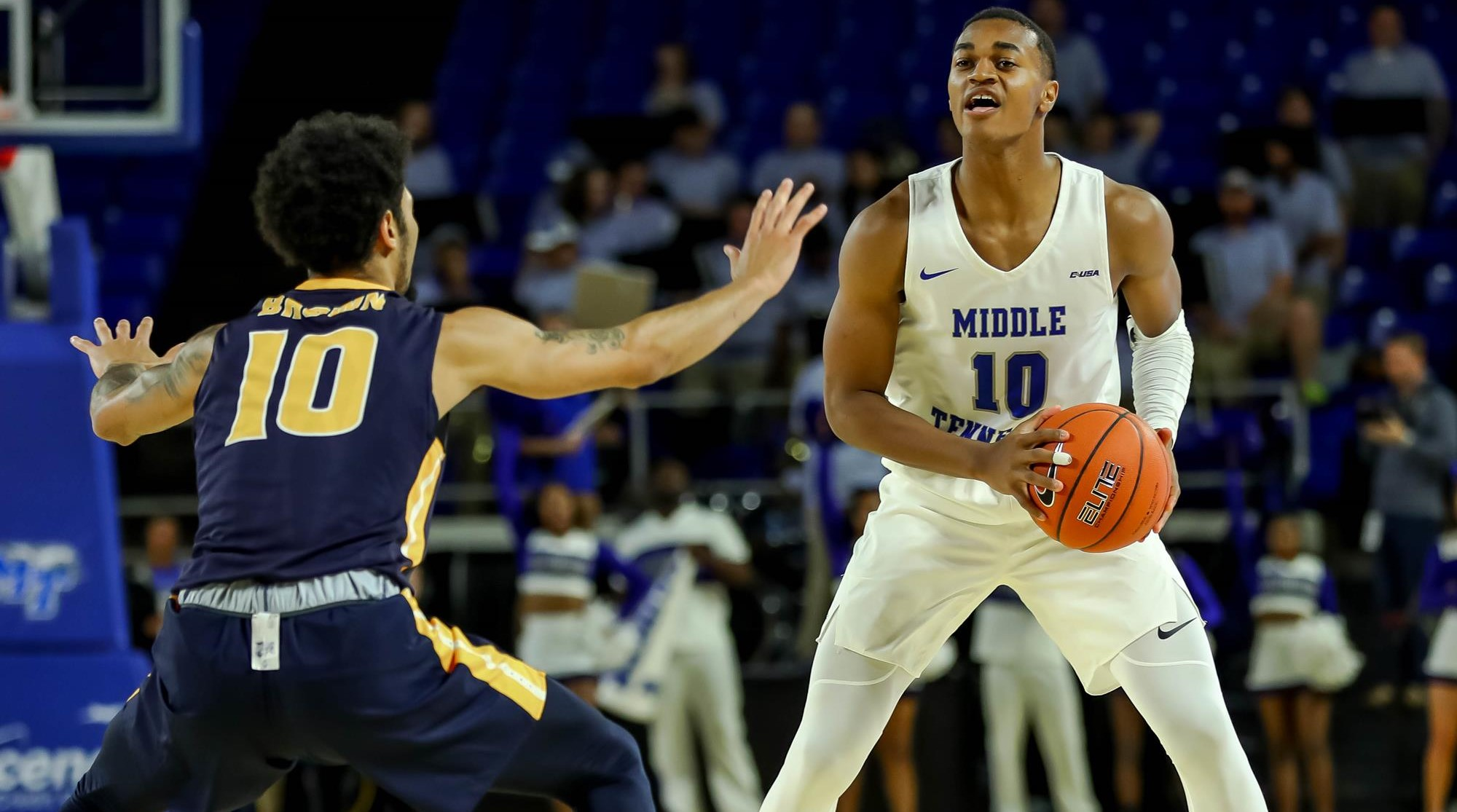 Men S Hoops Flips To C Usa Slate After Tough Non