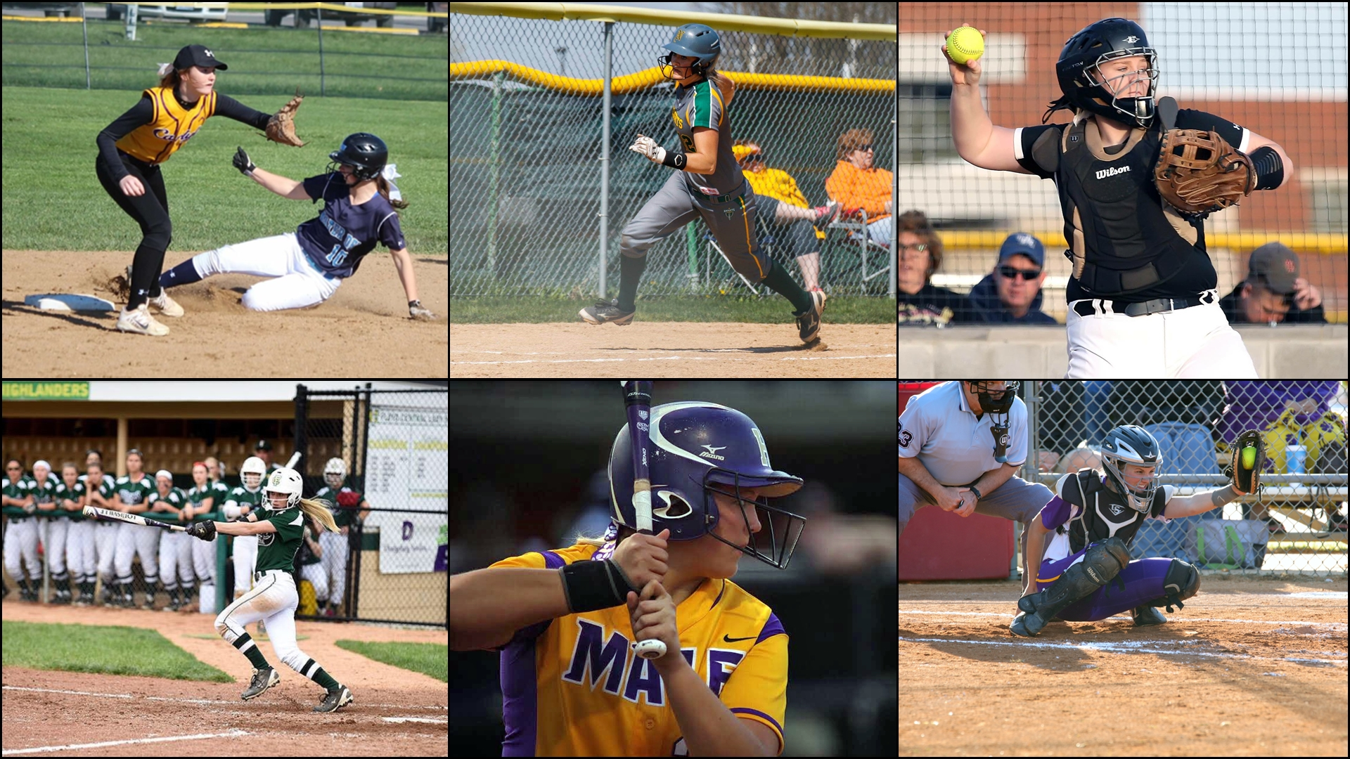 Murray State Softball Class of 2017