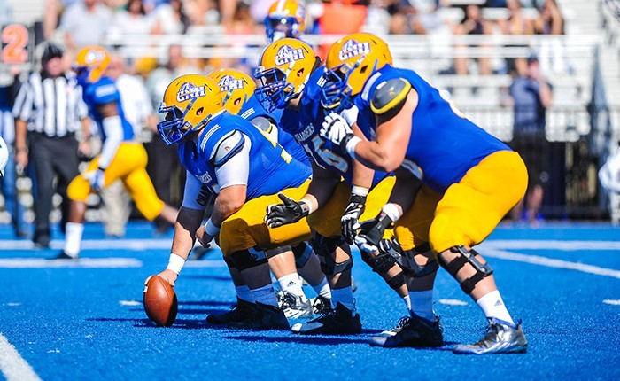 Chargers Announce 2016 Football Schedule University Of New Haven