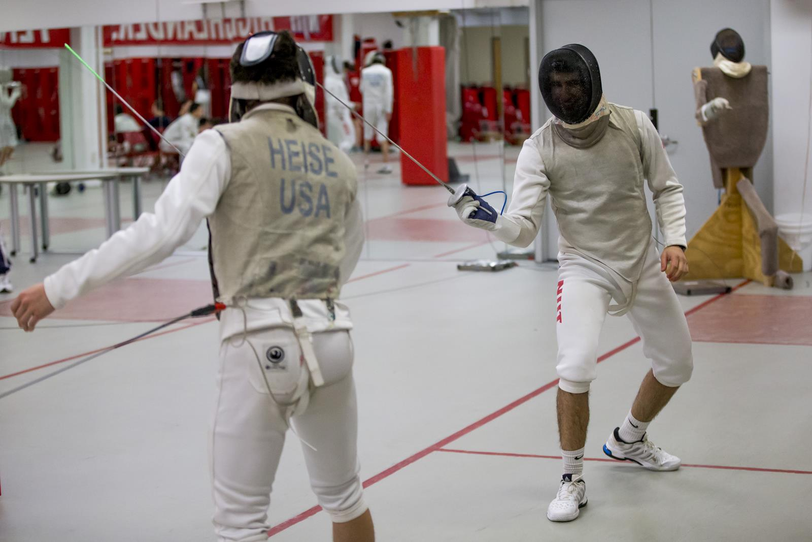 Alexander Massa Men S Fencing New Jersey Institute Of