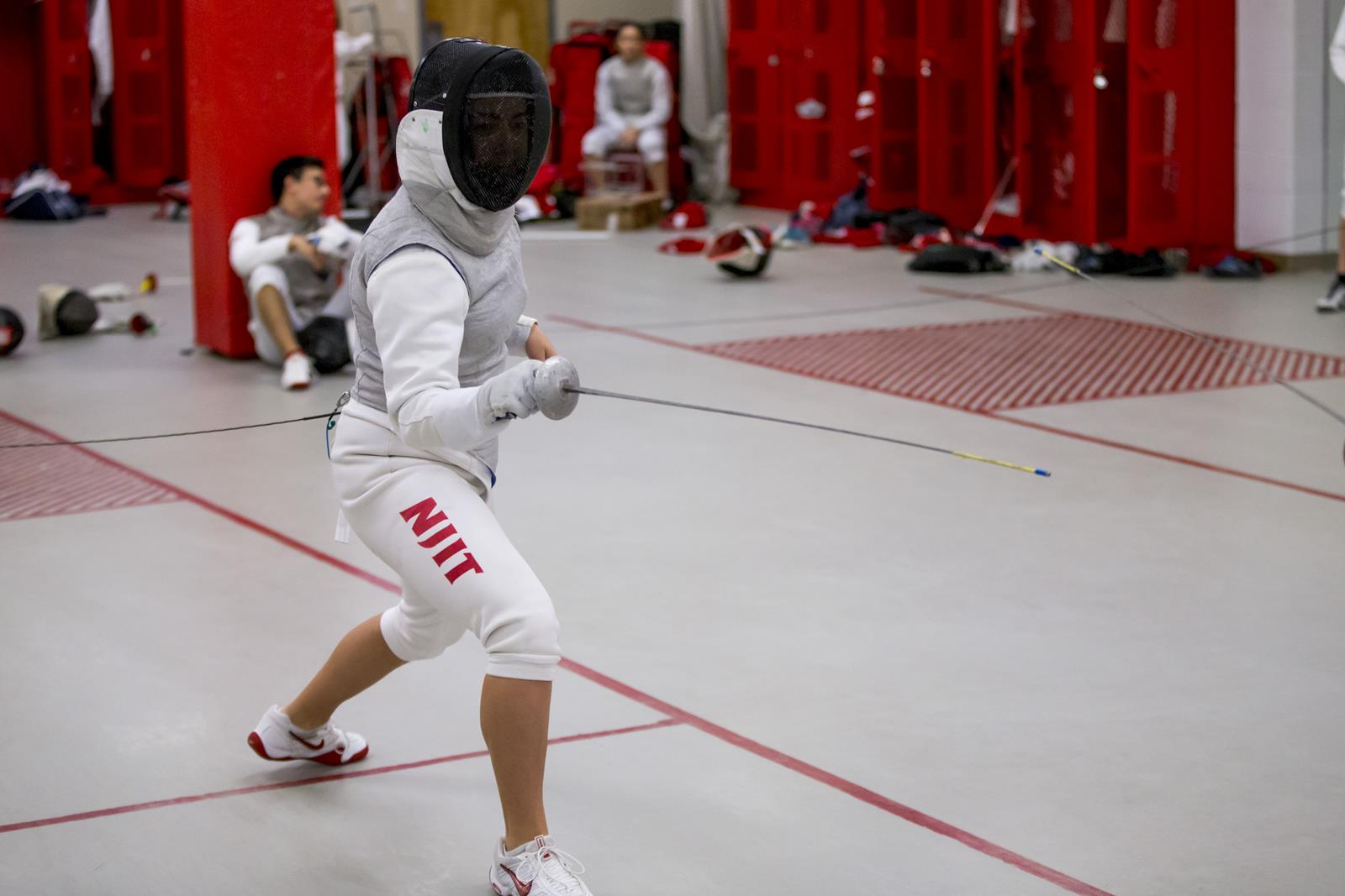 Jule Shigihara Women S Fencing New Jersey Institute Of