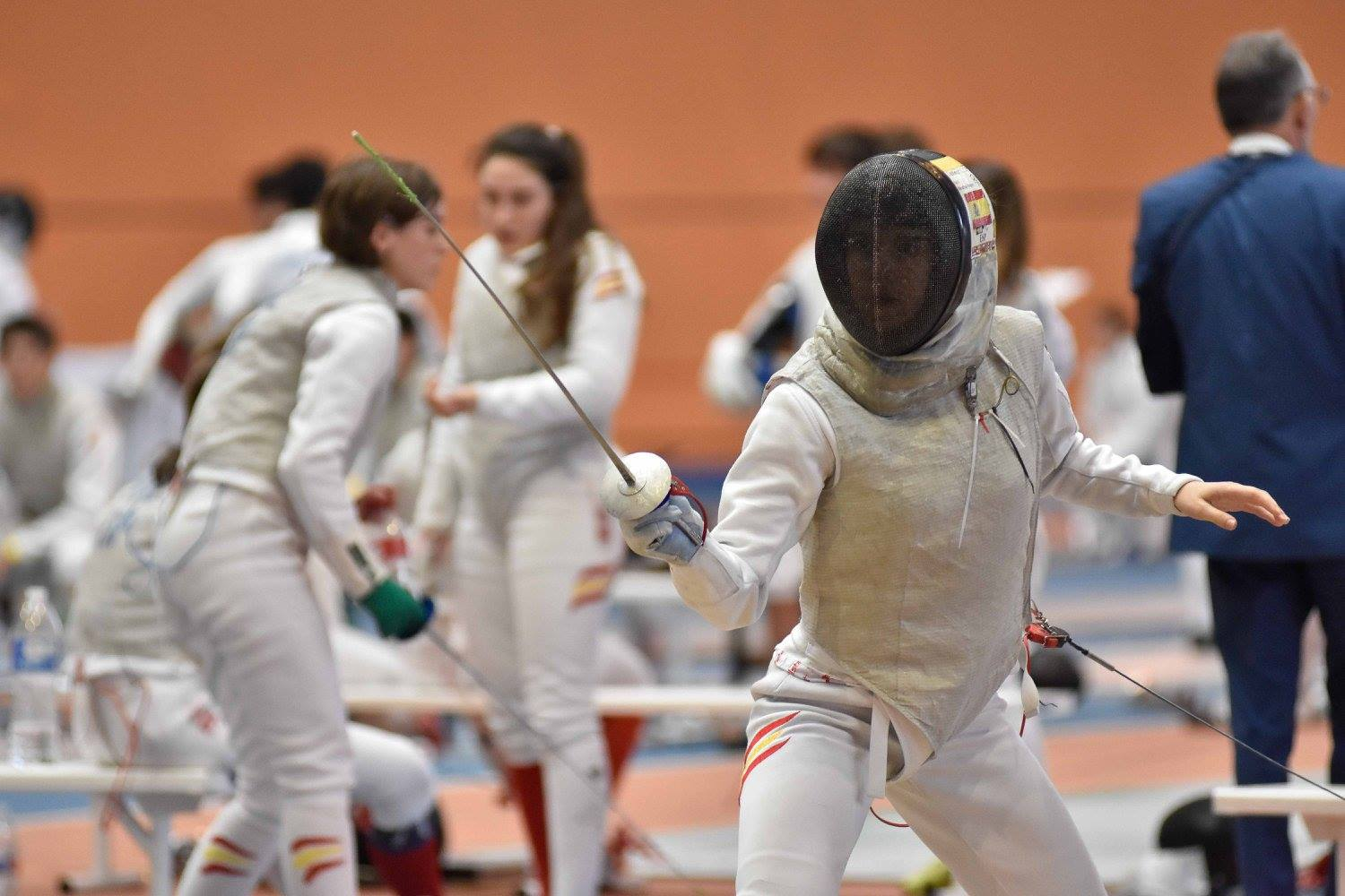 Men S And Women S Fencing Competes At Columbia Invitational New