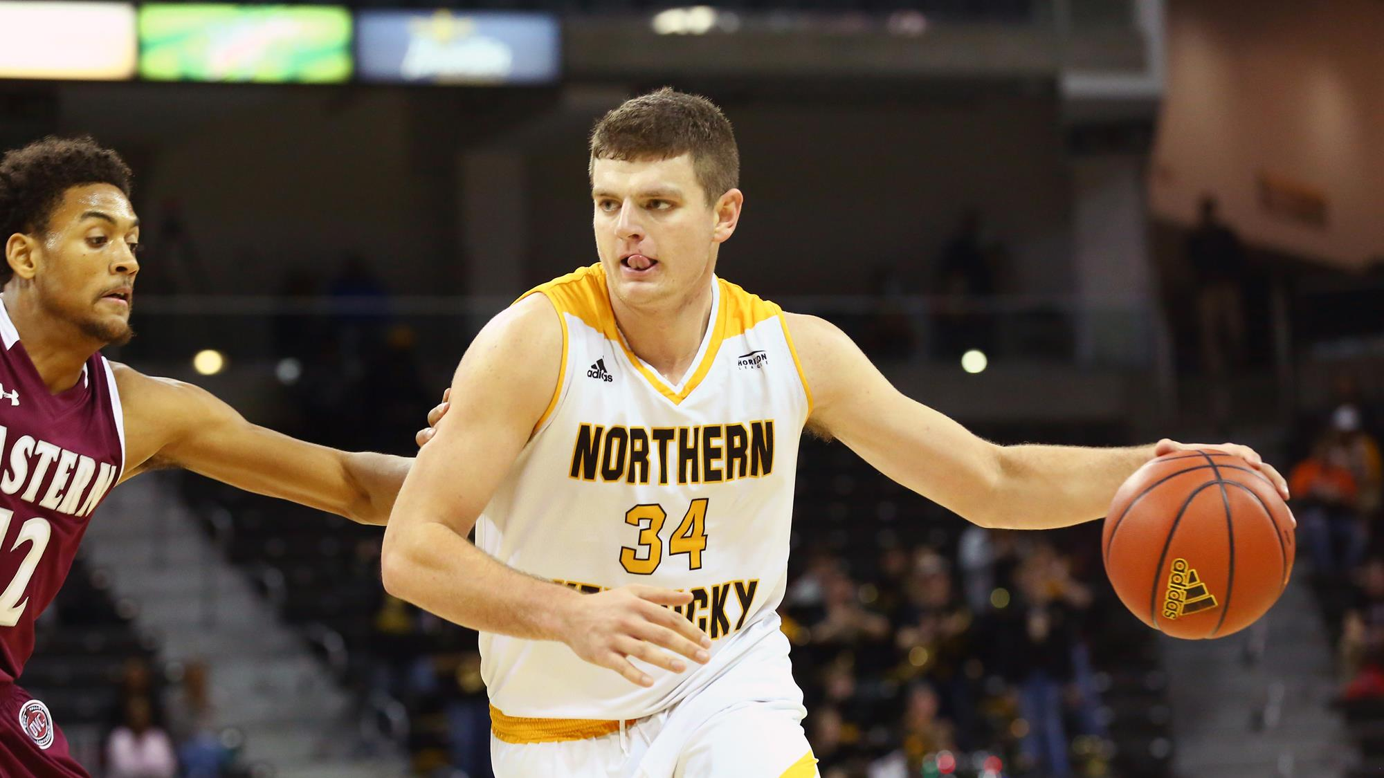 McDonald Named Karl Malone Power Forward Of The Year Candidate By Naismith  Hall Of Fame