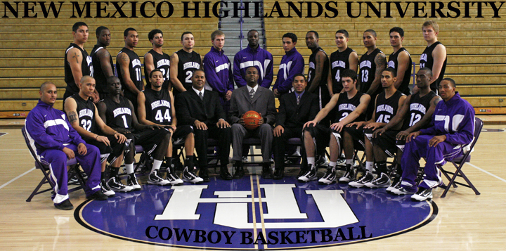 New Mexico Highlands University Cowboy And Cowgirl Athletics 2009