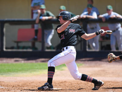 New Mexico State Athletics - NM State Baseball Drops Another