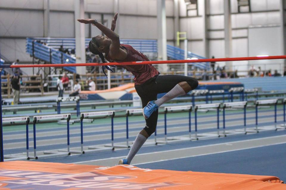 New Mexico State Athletics - NM State Excels at the Bryan Clay Invitational