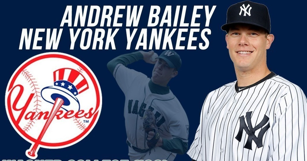 fd9fd22927489 Northeast Conference - Former Wagner Pitcher Andrew Bailey Called Up ...