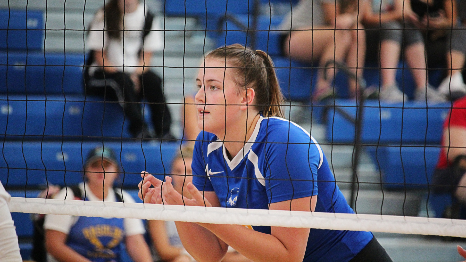 following a close battle ursuline defeats ndc in opening game notre dame college athletics