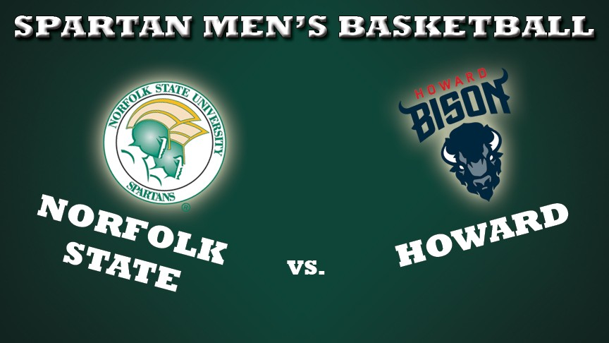 NSU Men's Basketball vs Howard