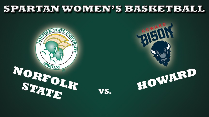 NSU Women's Basketball vs Howard