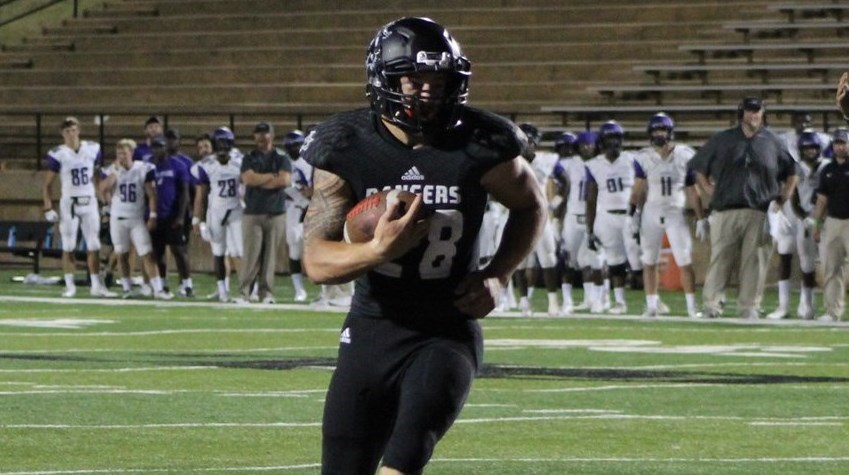 Jacob Peyton 2019 Football Northwestern Oklahoma