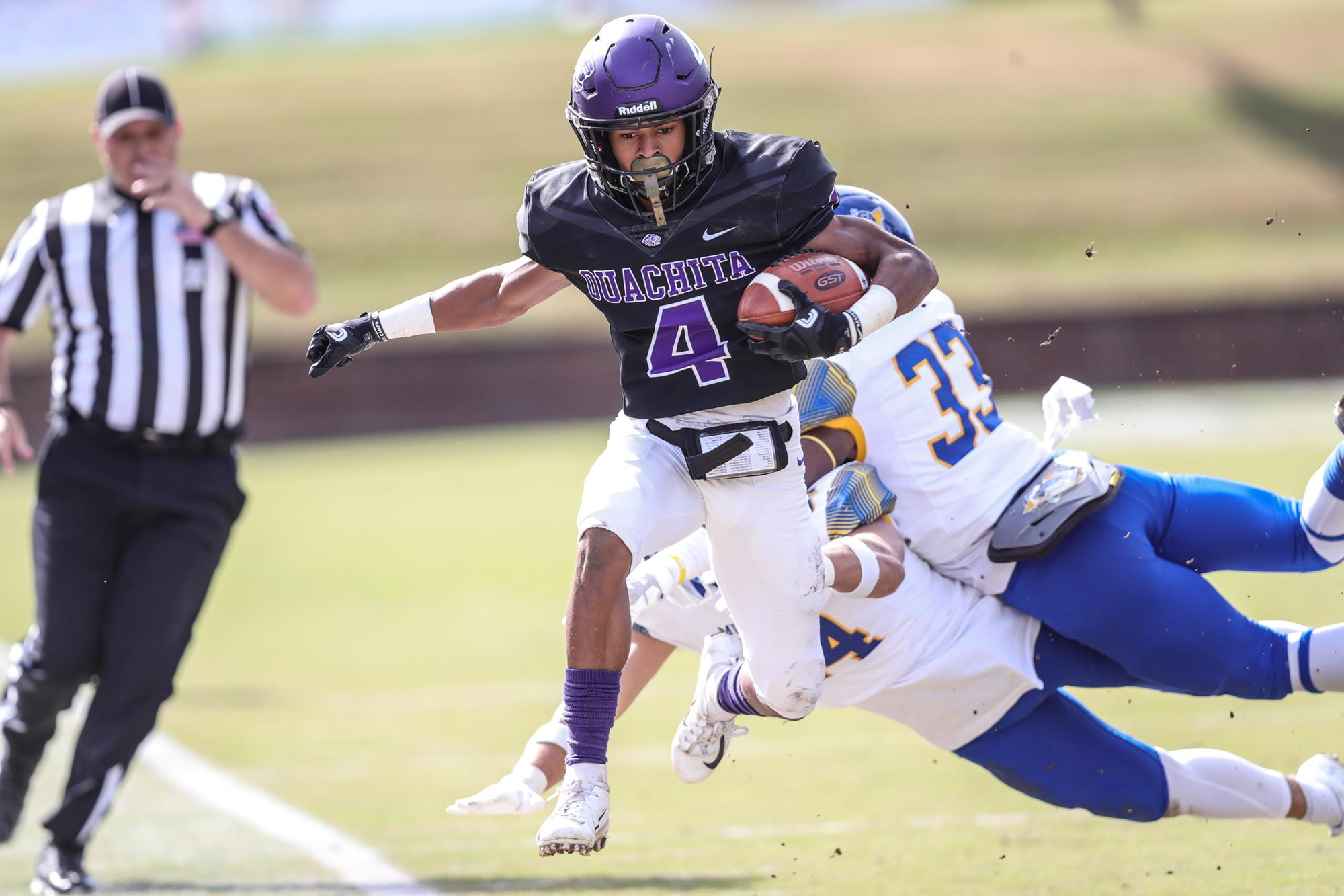 Ouachita Earns 1 Seed In Ncaa Division Ii Football Playoffs