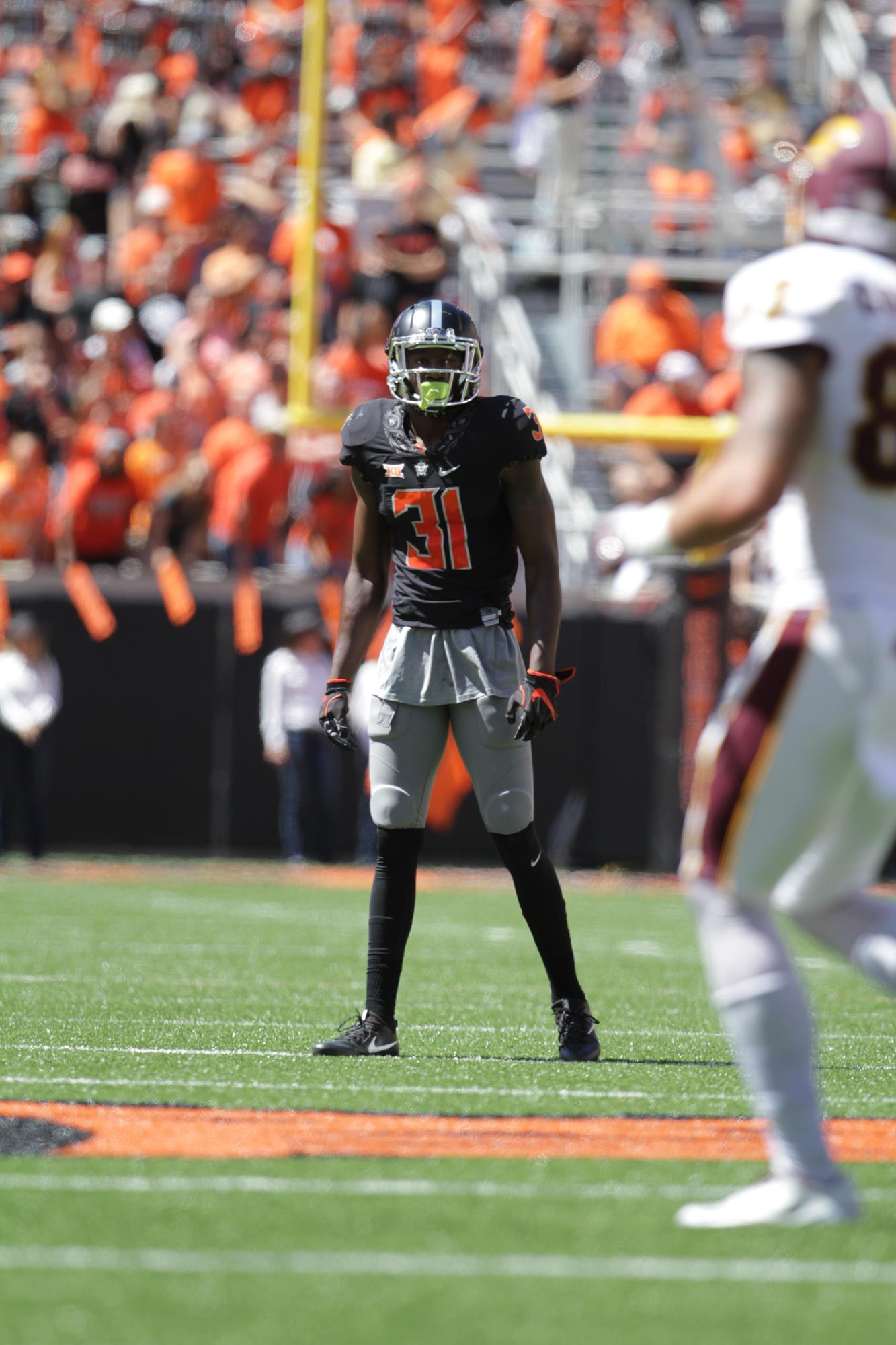 1bbbaae494f Tre Flowers - 2017 - Football - Oklahoma State University Athletics