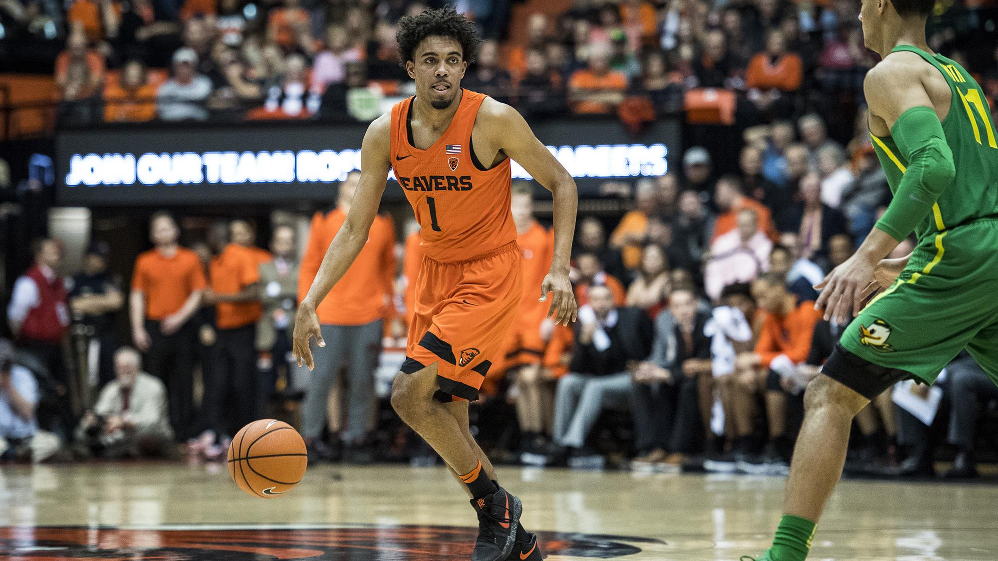 tv, dates, times announced for men's hoops - oregon state university