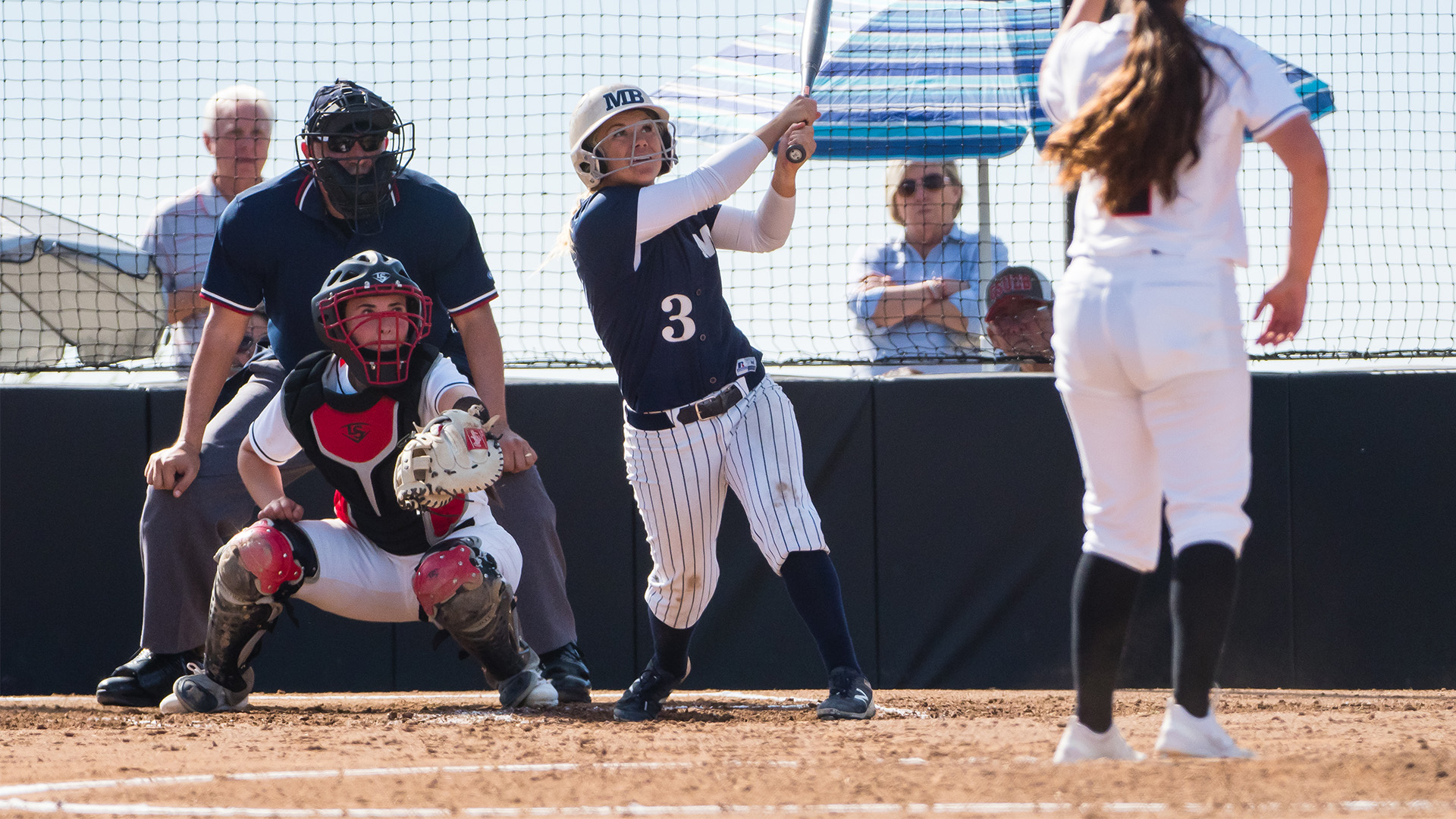 Courtney Hennings Softball Csu Monterey Bay Athletics