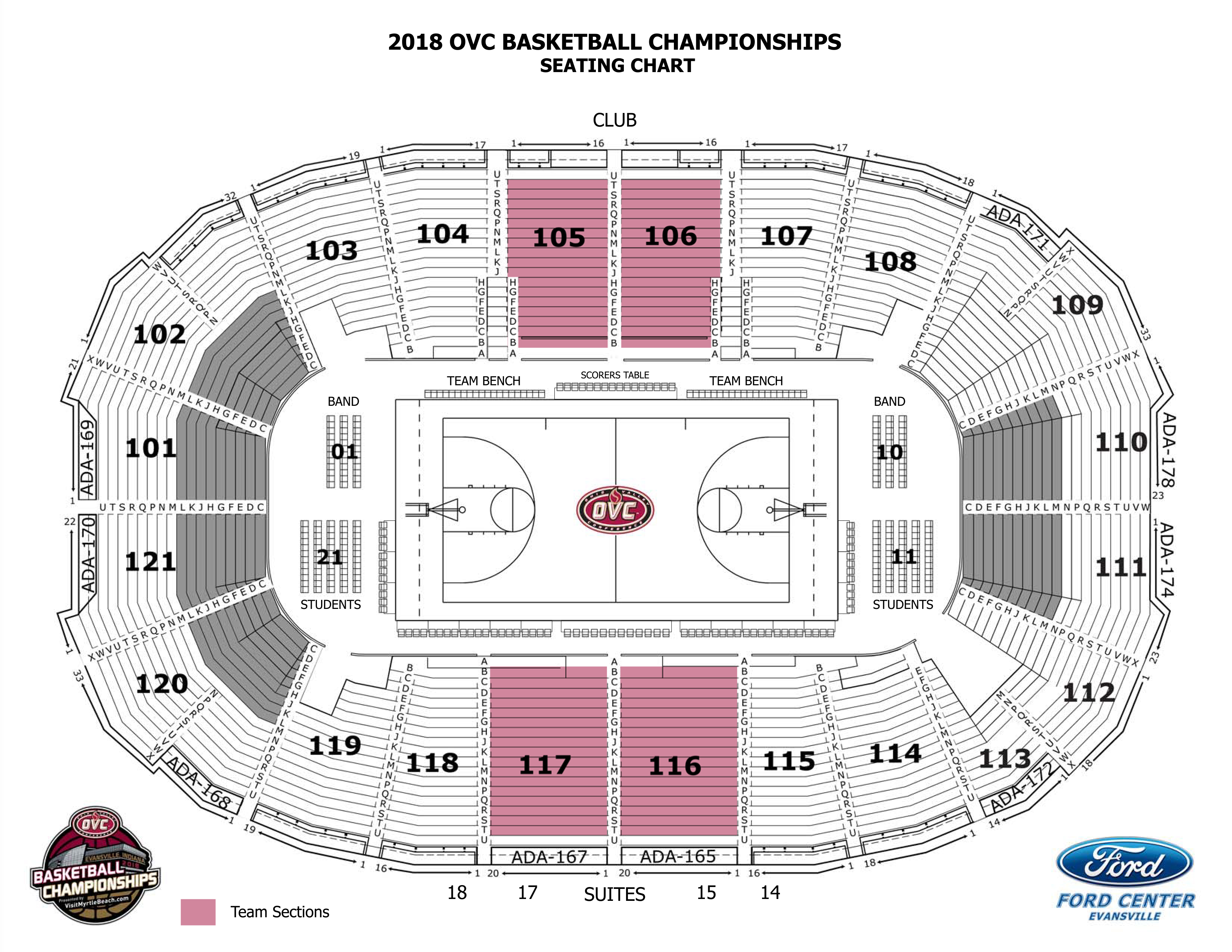 CLICK HERE for an image of the Ford Center seating chart