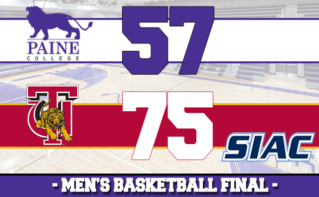 Lions Mens Basketball Falls To Tuskegee 75 57 On The Road