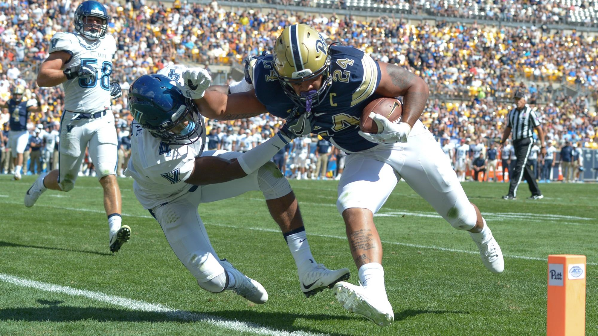 4a0d674c077 James Conner - Football - Pitt Panthers  H2P