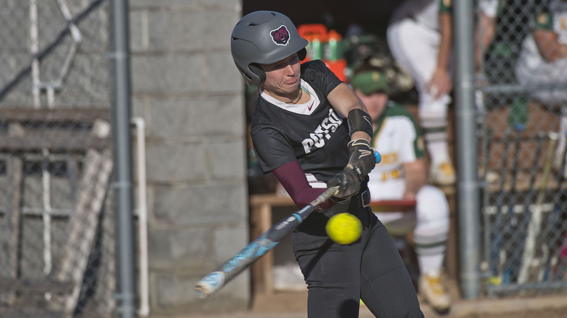 Lucy Condon Softball Suny Potsdam Athletics