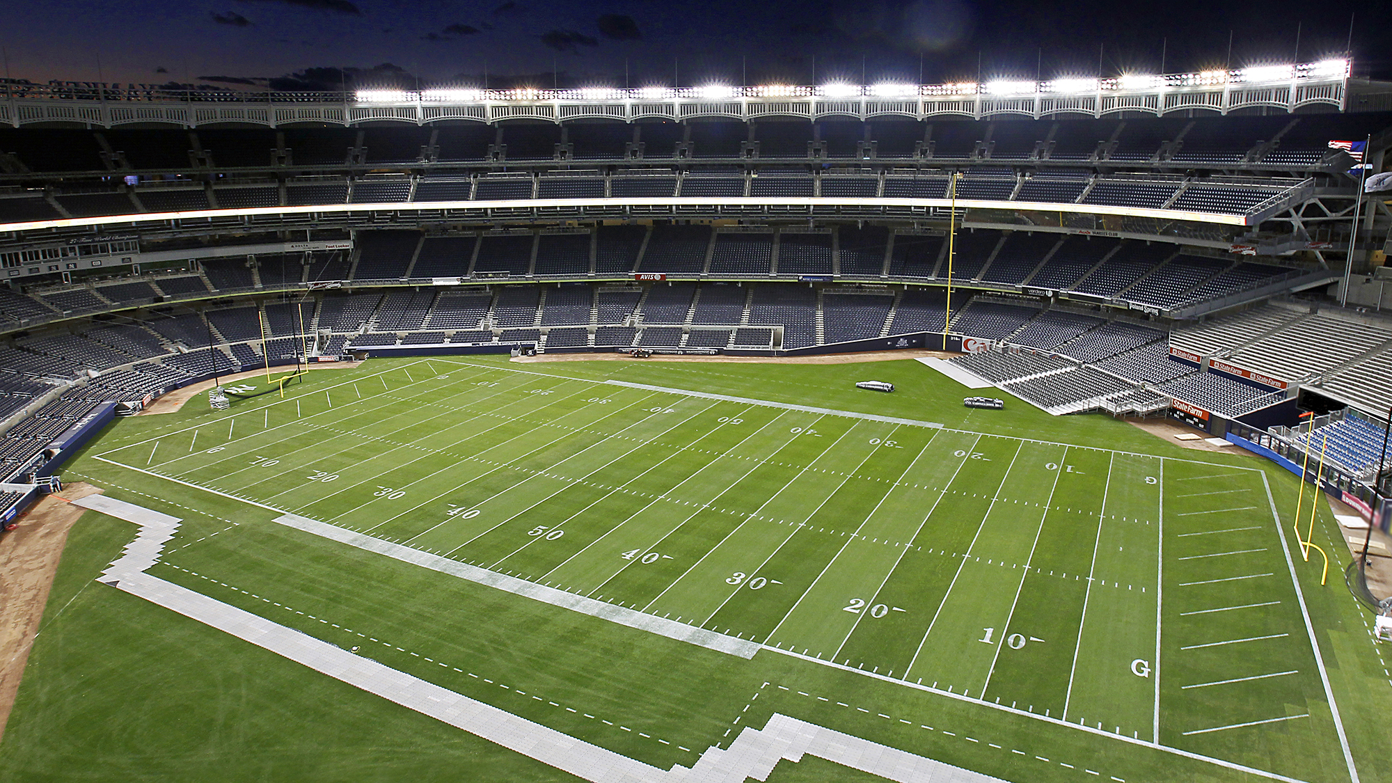Princeton Football Will Face Dartmouth At Yankee Stadium During