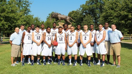 Queens University Of Charlotte >> Queens University Of Charlotte 2012 2013 Men S Basketball