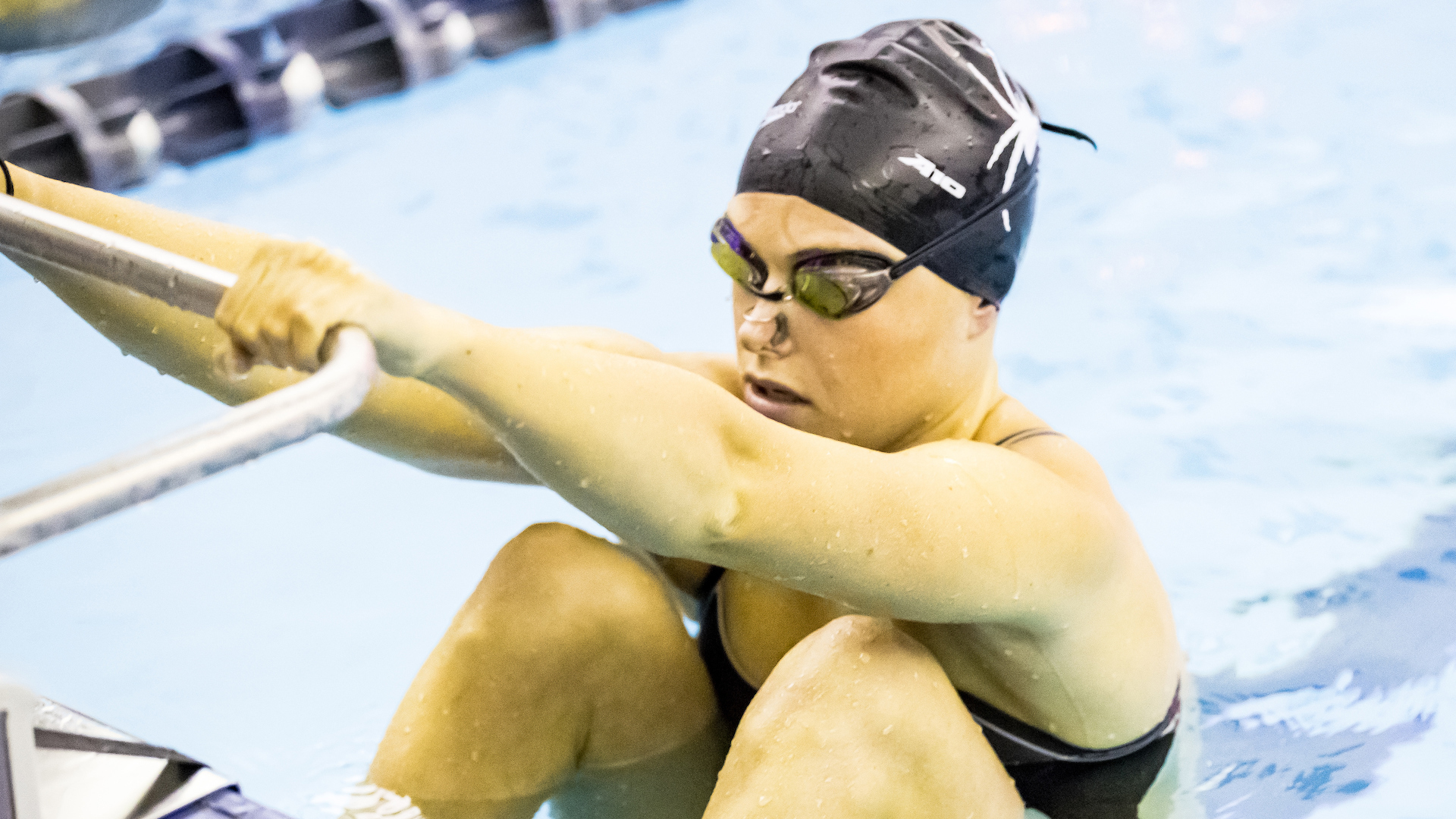 Swimming and diving begins the season with meets against - Bucknell university swimming pool ...