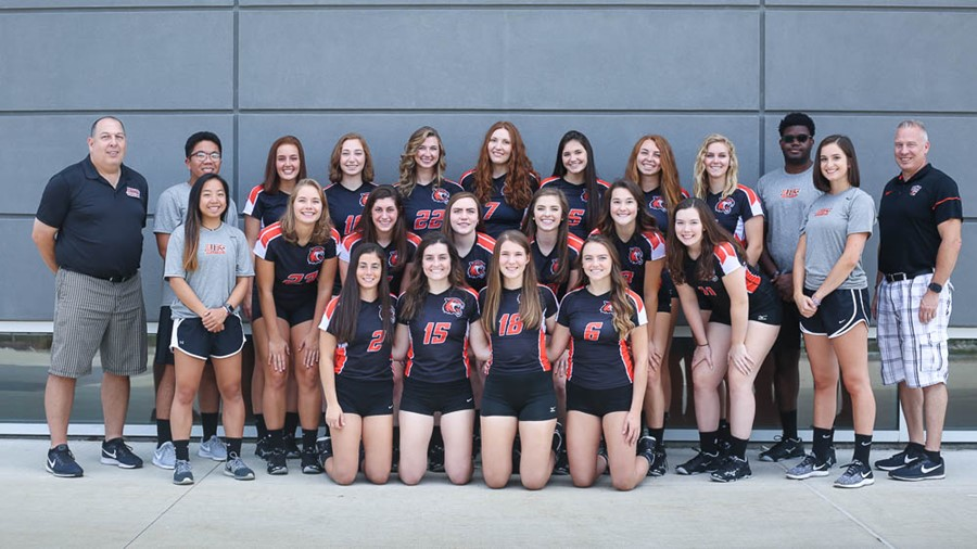 RIT Athletics - 2018 RIT Women's Volleyball Roster