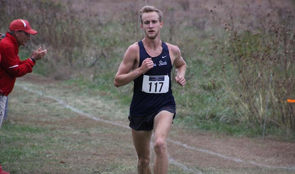Harvey Repeats As All American Hillcats Place 26th Rogers State