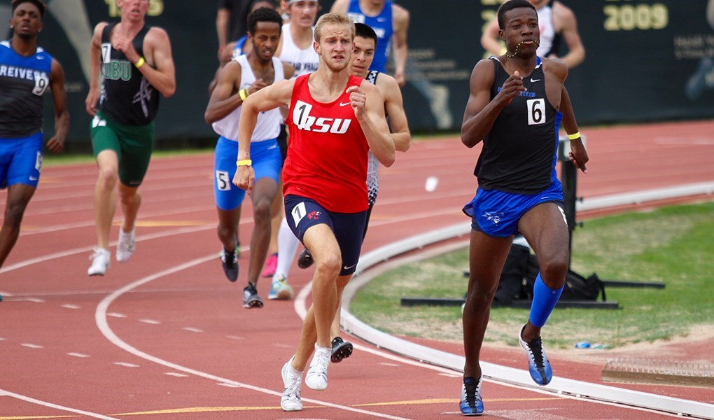 Five Hillcats Earn Outdoor Track Field All American Honors