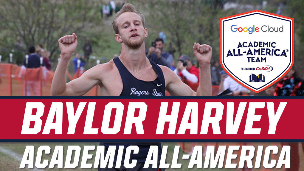 Harvey Selected As Google Cloud Academic All America For Second