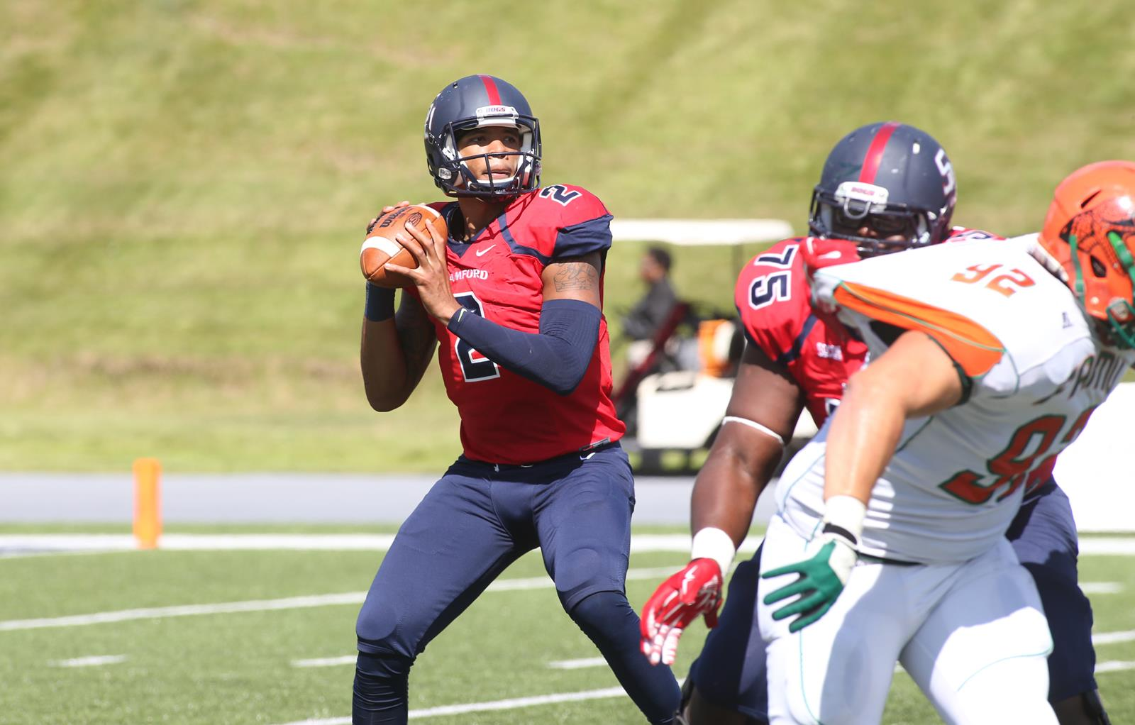 Noble Ford Newton >> Michael Eubank - Football - Samford University Athletics