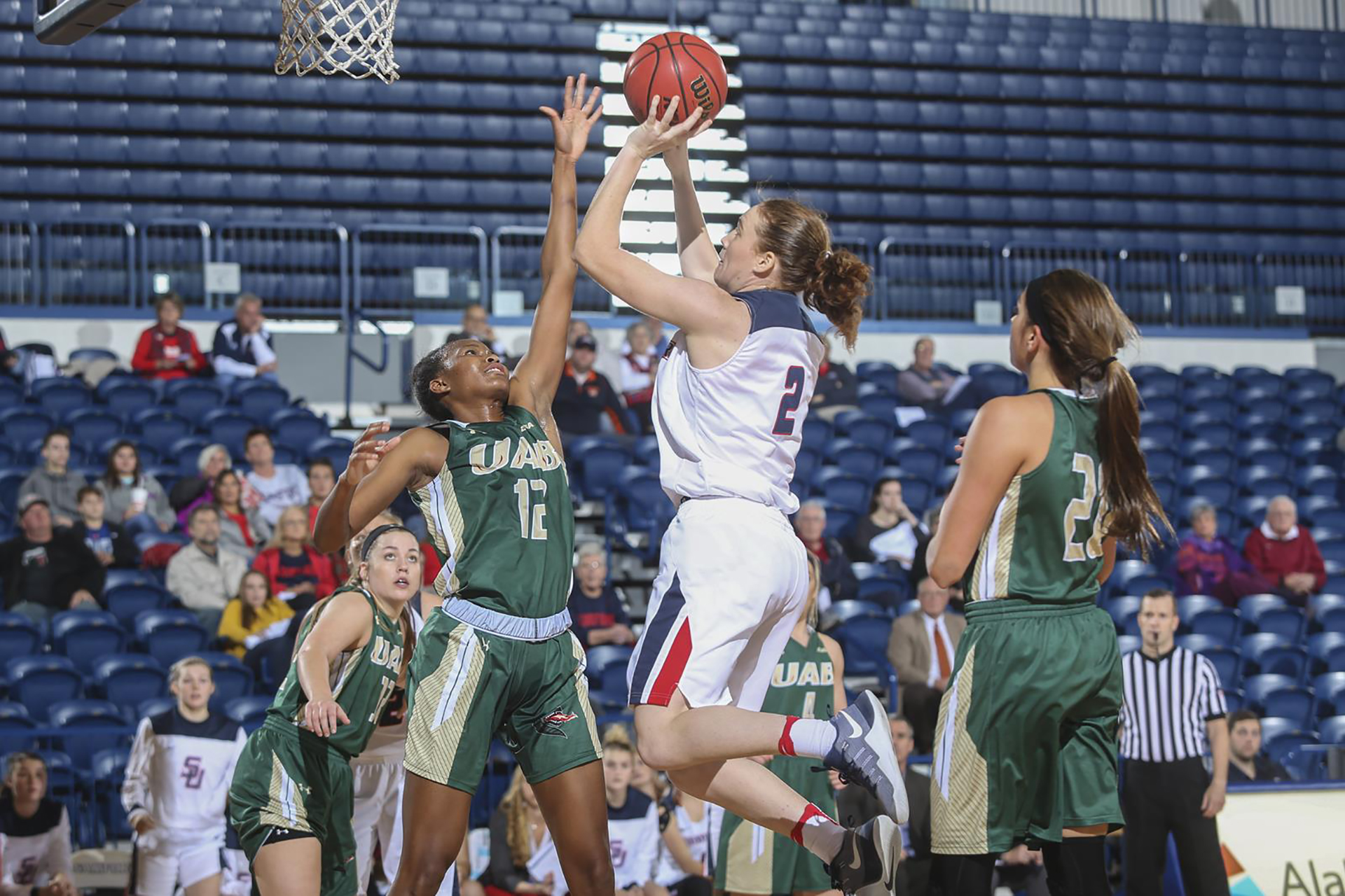 women's basketball releases 2017-18 schedule - samford university