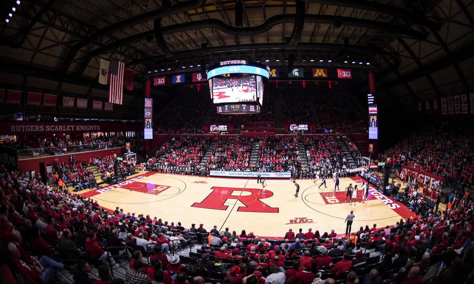 rutgers announces 2017-18 men's basketball schedule - rutgers