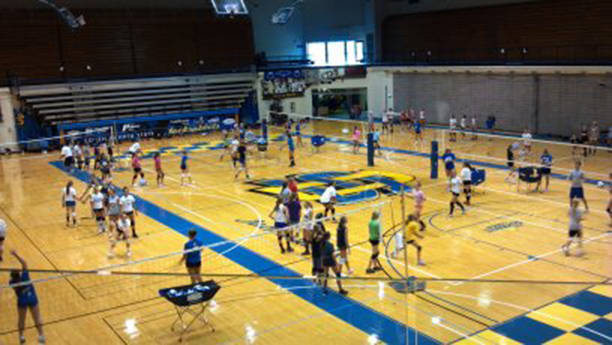 South Dakota State Athletics - 2015 Volleyball Summer Camps