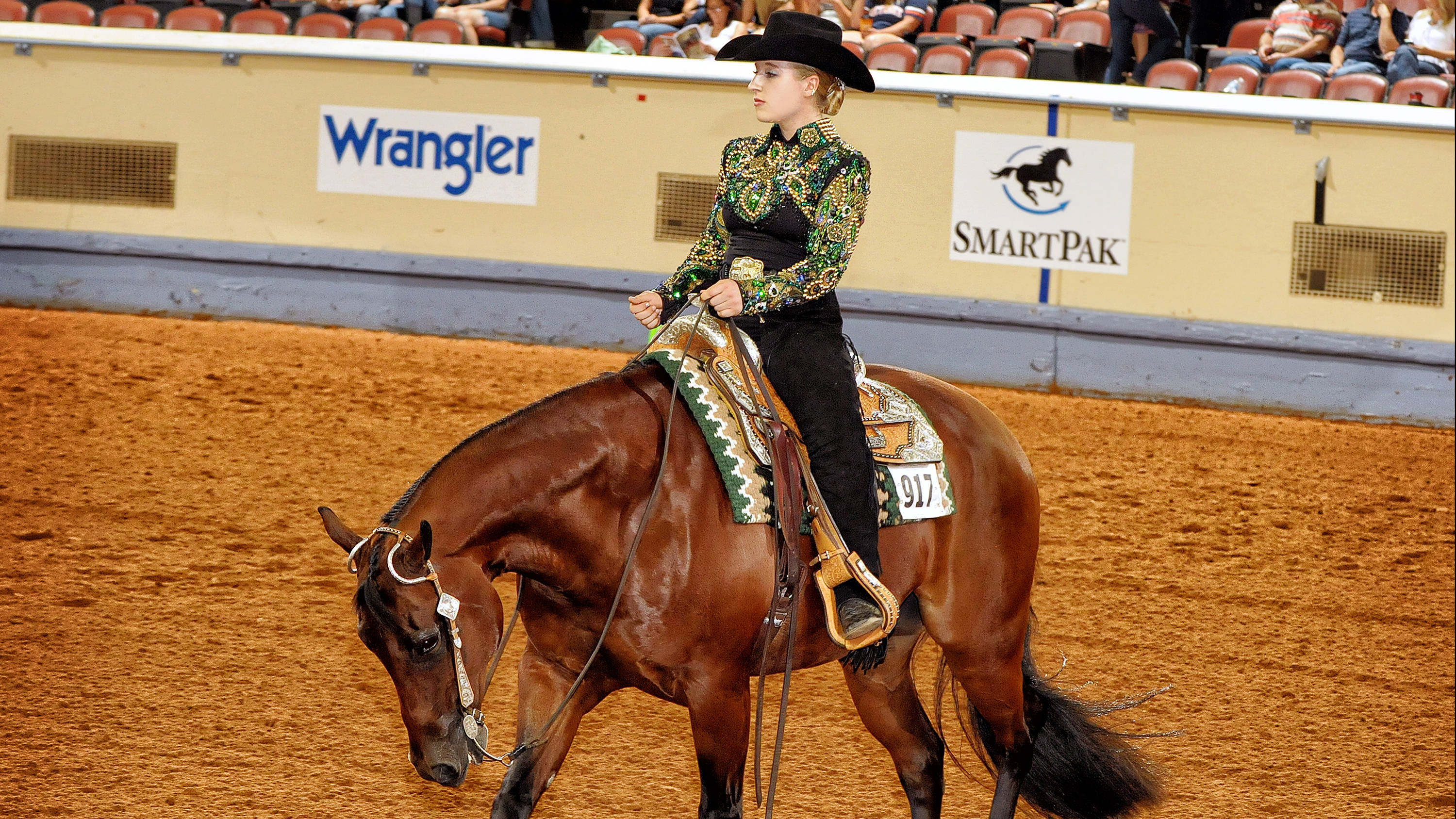 South Dakota State Athletics - Niewojna picked for AQHA ...