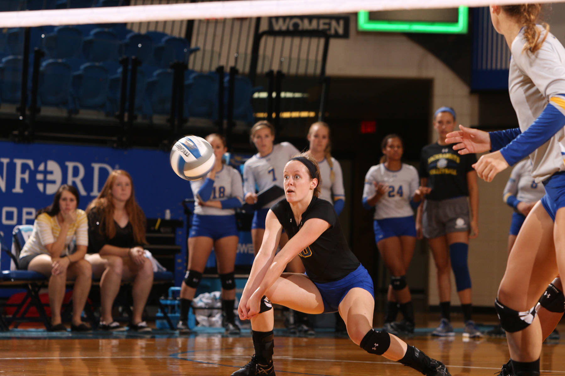 South Dakota State Athletics - SDSU Volleyball at the ...