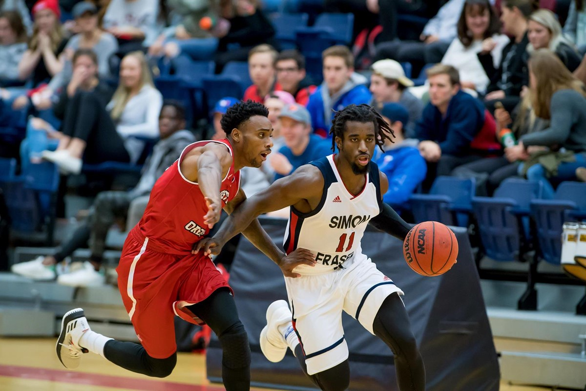 Simon Fraser drops GNAC opener 96-71 to Western Oregon ...