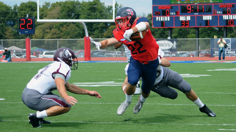 Shippensburg University Athletics Football Suffers Tough Home Loss