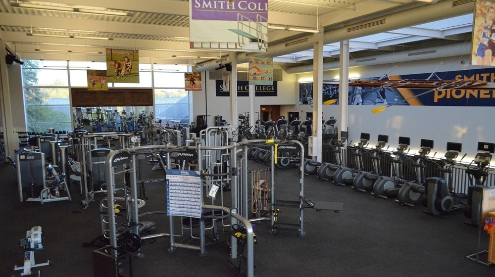 Smith College Athletics Olin Fitness Center
